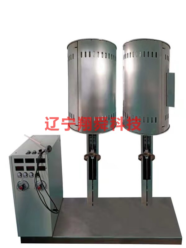 XS-GB2017-02型双炉全自动焦炭反应性及反应后强度仪(300mm动态恒温区)